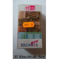 Teselas mix marrones oscuro