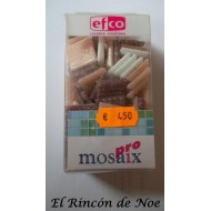 Teselas mix marrones claro