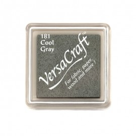 Tinta Tampon VersaCraft Mini Cool Gray