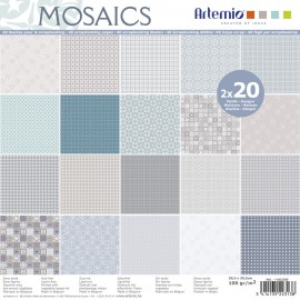 BLOCK ARTEMIO SHEETS MOSAIC