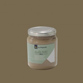 Marron eiffel Chalk paint La pajarita